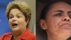 Ibope: líder em SP, Marina atinge teto e vê ascensão e liderança de Dilma no