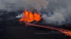 Islande: Le volcan Bardarbunga en éruption