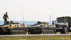Ukraine: la majeure partie des troupes russes a