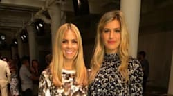 Eugenie Bouchard à la New York Fashion Week