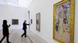 Les propriétaires d'une toile de Klimt souhaitent s'entendre avec des