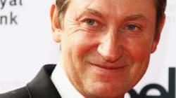 Wayne Gretzky se lance dans la
