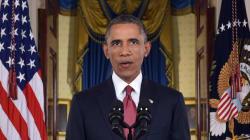 Barack Obama annonce qu'il est prêt à lancer des frappes contre l'EI en