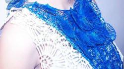 Stylo 3D: une robe prend forme sous vos yeux