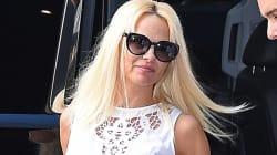 Pamela Anderson's 'Baywatch' Hair Is