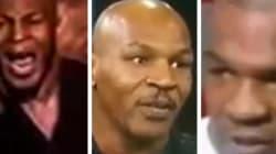 Mike Tyson insulte un journaliste en direct... et ce n'est pas la première