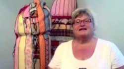 Une grand-mère tricote des pénis géants et devient une star