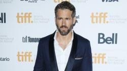 Ryan Reynolds Cleans Up