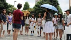 キャンパスツアー25年 学生ガイドで「早稲田に親しんで」