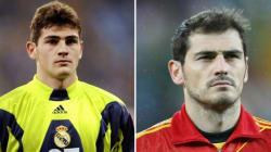 Así ha cambiado Casillas 15 años después de su debut