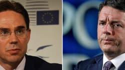 Jobs Act, Renzi risolve con la fiducia. E va su Rete4: