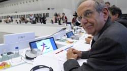 Padoan all'Ecofin spinge l'agenda investimenti e prova a sotterrare il tema della