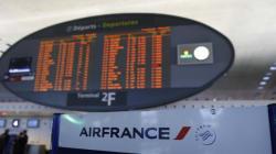 La grève des pilotes va coûter 500 millions d'euros à Air