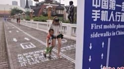 En Chine, chacun sa route, chacun son