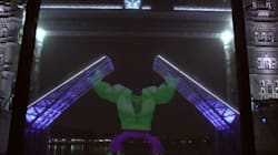 Hulk a-t-il vraiment soulevé le Tower Bridge à