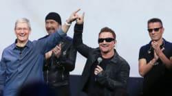 33 millions d'utilisateurs ont eu accès à l'album de U2 selon