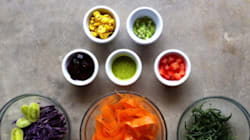 A Colourful Recipe for