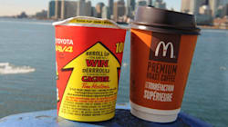 McDonald's Challenges Tim Hortons On Its Own