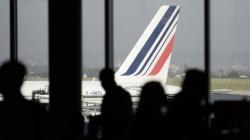 Le bras de fer entre Air France et ses pilotes continue, seulement 4 vols sur 10