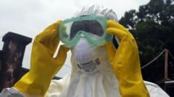 L'épidémie d'Ébola, entre «ici» et