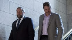 Mulcair Calls Out PM's Iraq Plan And Its 'Artistic Lack Of