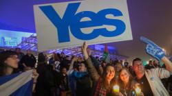 Écosse: le Oui a déjà