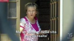 Calci e pugni alla sorella di Bossetti: ricoverata