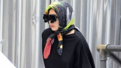 Lady Gaga incognito dans les rues