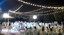 SEE: Toronto Doesn't Shy Away From All-White Dinner