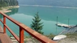 Police Shootout At B.C. Lake Cabin Leaves Man