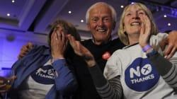 Écosse 2014 – Un rêve qui n'était pas à portée de
