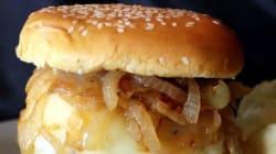 Pour les Américains, c'est ça un burger