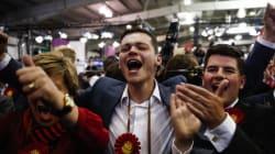 Les marchés boursiers réagissent positivement au «Non» du référendum en