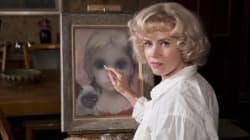 Peinture et imposture: Tim Burton renoue avec le