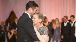 この世を去る72時間前、母は愛する息子の結婚式で「ラストダンス」を踊った(動画)