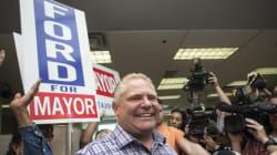 Débat pour la mairie à Toronto: Doug Ford a fait référence à son frère à plusieurs