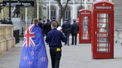 La Nouvelle-Zélande ne veut plus de l'Union Jack sur son