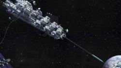 Un ascenseur pour aller dans l'espace dans moins de 40 ans