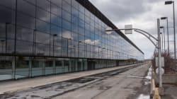 Aéroport de Mirabel, la