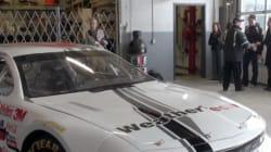 Louis-Philippe Dumoulin remporte le championnat NASCAR Canadian Tire