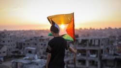 ガザ停戦から1カ月。苦しみも喜びも 子供たちの肖像【画像】