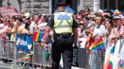 Toronto Cops Wearing