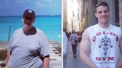 Toronto Man's Incredible 215-Pound Weight Loss