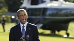 Obama dopo i raid sulla Siria: