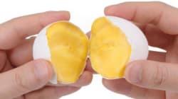Abracadabra ! Cet œuf va se transformer en