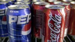 Soda Giants Vow To Make Big