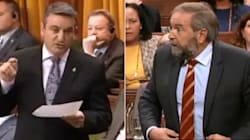 WATCH: Tory MP Ignores Questions About Iraq. Talks About Israel