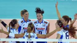 Campionato del mondo di pallavolo femminile, l'Italia inizia vincendo alla