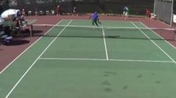 Nunca celebres una victoria como este tenista