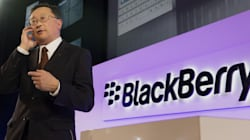 BlackBerry Announces Android Phone As Revenue
